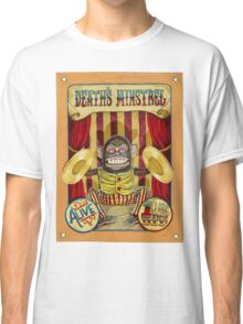 Death's Minstrel: Jolly Chimp Sideshow Banner Classic T-Shirt
