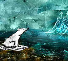 Polar Bear by RedBallooon