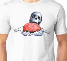 Brains! Live Brains! Unisex T-Shirt