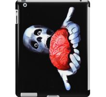 Brains! Live Brains! iPad Case/Skin