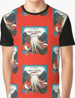 Father Cthulhu Graphic T-Shirt