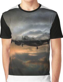 Lancaster Bomber  Graphic T-Shirt
