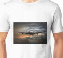 Lancaster Bomber  Unisex T-Shirt