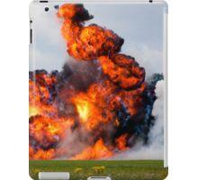 Massive explosion iPad Case/Skin