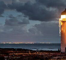 Southerness Light Show by Brian Kerr