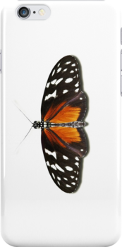 Smartphone Case Butterfly - Golden Helicon by Mark Podger