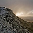 Corn Du - A Brecon Peak by digihill