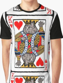 Moriarty, King of Hearts Graphic T-Shirt