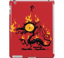 Backfire iPad Case/Skin