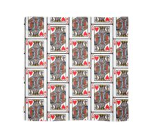 Moriarty, King of Hearts Scarf