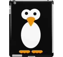 Minimal Penguin iPad Case/Skin