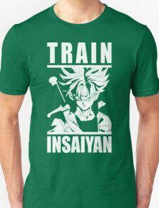 TRAIN INSAIYAN (Future Trunks) T-Shirt