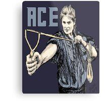 """Ace, 2014""  Metal Print"