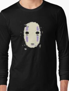 Kaonashi no-face Long Sleeve T-Shirt