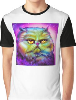 LouLou, persian cat Graphic T-Shirt