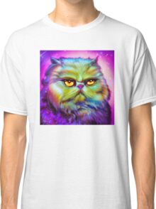 LouLou, persian cat Classic T-Shirt