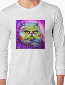 LouLou, persian cat Long Sleeve T-Shirt