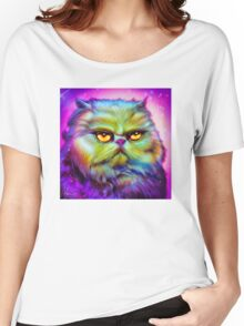 LouLou, persian cat Women's Relaxed Fit T-Shirt