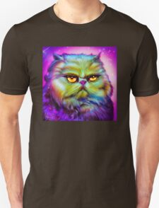 LouLou, persian cat Unisex T-Shirt