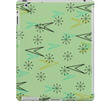 Atomic Arrows, Vintage Fifties Look iPad Case iPad Case/Skin