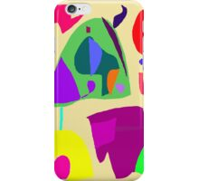 God Stone Shrine Temple Old New Perspective iPhone Case/Skin