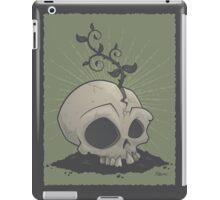 Skull Garden iPhone Case iPad Case/Skin