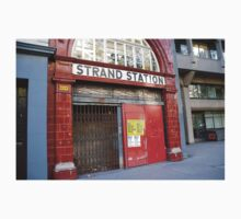 Strand Station, London One Piece - Short Sleeve