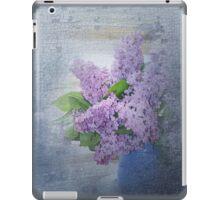 Lavender Blue IPad Case iPad Case/Skin