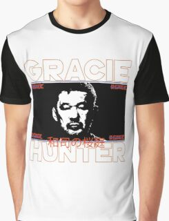 the gracie hunter Graphic T-Shirt