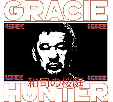 the gracie hunter Photographic Print