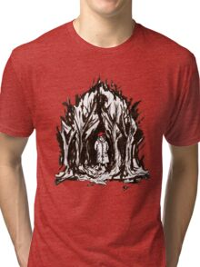 A Walk in the Woods Tri-blend T-Shirt