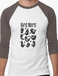 Bird Nerd - black T-Shirt