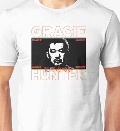 the gracie hunter Unisex T-Shirt