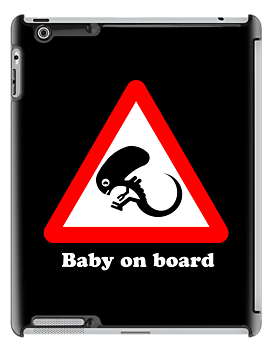 Baby on board by dutyfreak