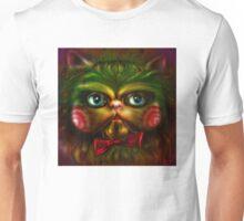 Jigsaw Kitty Unisex T-Shirt