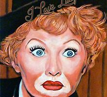 I Love Lucy by Tom Roderick
