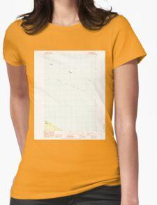 USGS Topo Map Washington State WA Slip Point 243787 1984 24000 T-Shirt