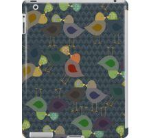 Chatter Birds iPad Case iPad Case/Skin
