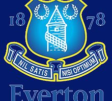 EVERTON FLAG by iwan80