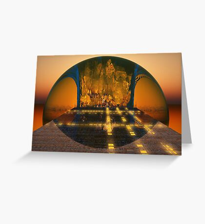 From Wishes To Eternity Greeting Card