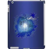 "I-Pad case ""Silver Doe - Always"" iPad Case/Skin"