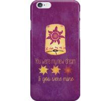 You Were My New Dream iPhone Case/Skin