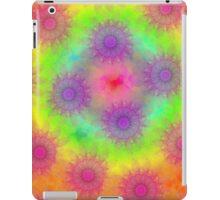 Rainbow Gradient Kaleidoscope iPad Case iPad Case/Skin