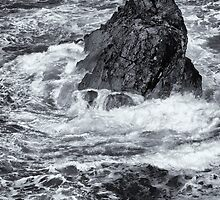 Rocks,  Point Van  2012 by Frank Bibbins