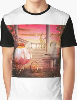 Carriage of a fantasyland Graphic T-Shirt