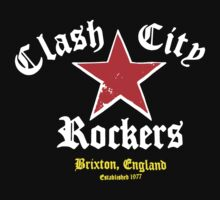 Clash City Rockers by BUB THE ZOMBIE