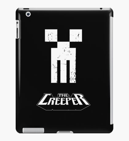 The Creeper iPad Case/Skin