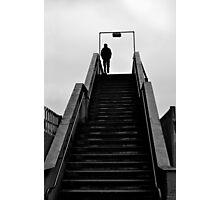 Urban Climber Photographic Print