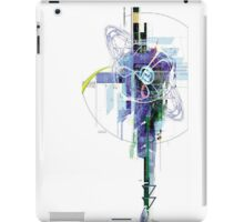 Abstract Tech iPad Case/Skin