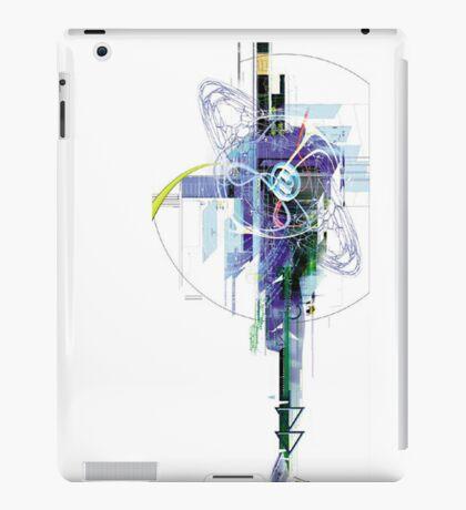 Abstract Tech iPad Case/Skin